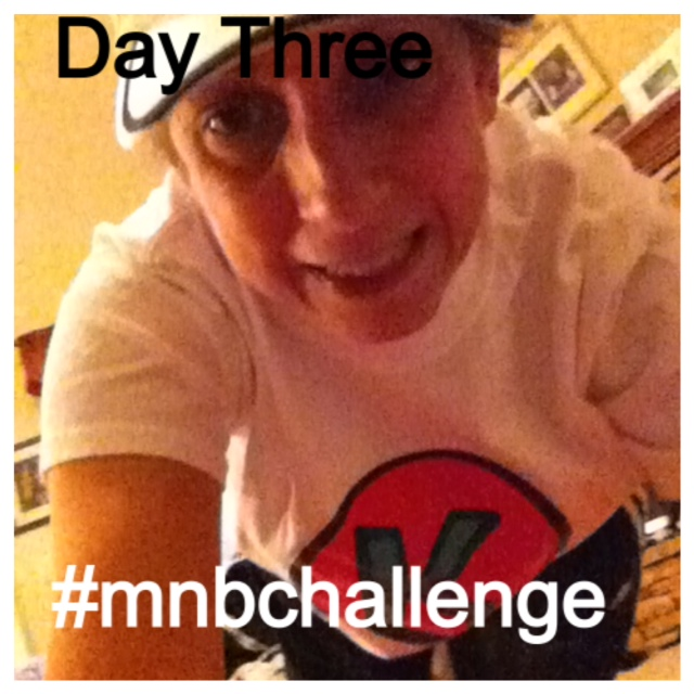 Challenge Day Three