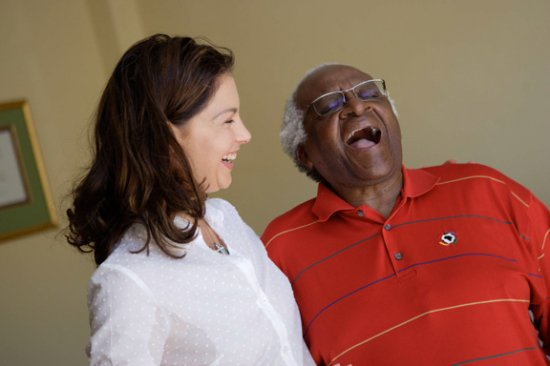 Ashley Meets Desmond Tutu