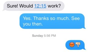 Michelle Text