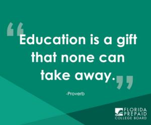 education gift